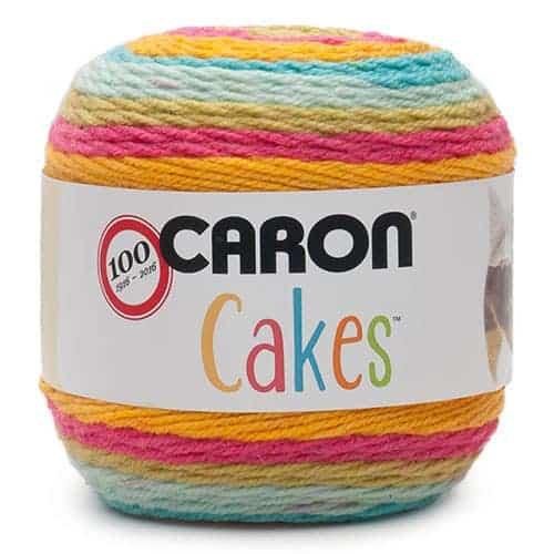 Caron Cakes - Rainbow Sherbet