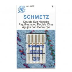 Schmetz Double Eye 80-12