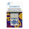 Schmetz Gold Embroidery 75-11