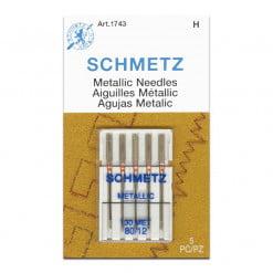 Schmetz Metallic 80-12
