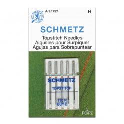 Schmetz Topstitch 80-12