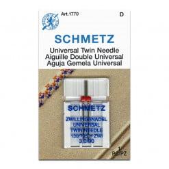 Schmetz Universal Twin 3.0-90