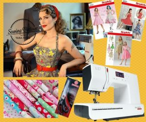 Sewing Vintage with Tara Moss