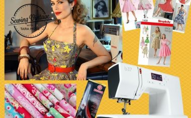 Celebration of Sewing Vintage with Tara Moss season 2