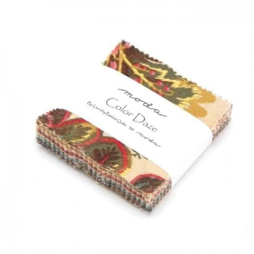 Moda Fabrics Color Daze Mini Charm 42240MC