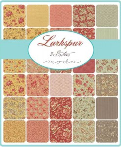 Moda Larkspur Assorted