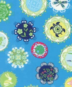 Moda Fabrics Manderley 47500 16
