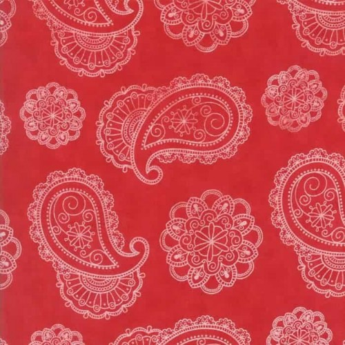 Moda Fabrics Caravan Roundup 11642 19