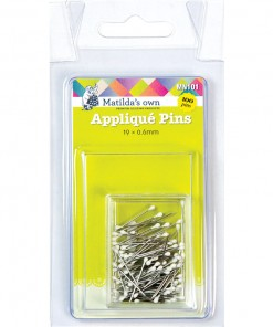 Applique Pins MN101