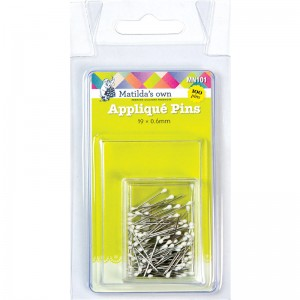 Applique Pins MN101