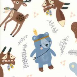 Moda Fabric Wild & Free 35311 11