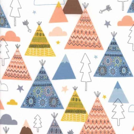 Moda Fabric Wild & Free 35312 11