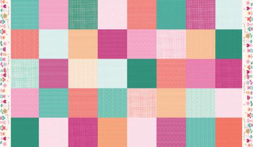 Moda Fabrics Spring Bunny Fun 20541-11