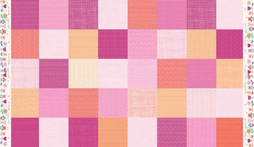 Moda Fabrics Spring Bunny Fun 20541-12