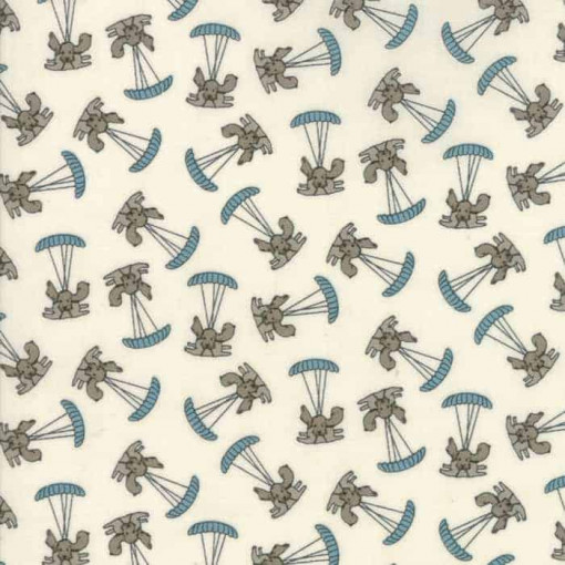 Moda Fabrics Mighty Machines 49024-11