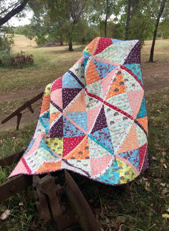 Marsupials and Monotremes Quilt
