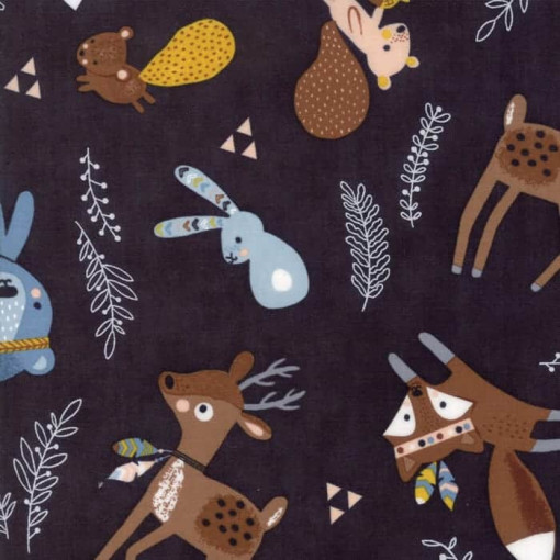 Moda Fabrics – Wild & Free – 3531112