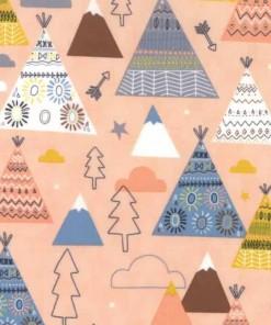 Moda Fabrics - Wild & Free - 35312-14