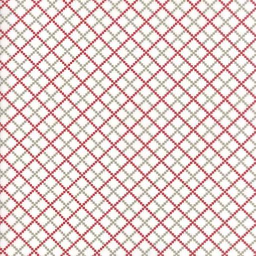 Moda Fabrics Project Red – M568714