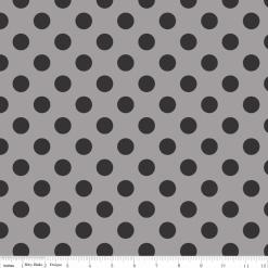 Medium Dot Tone on Tone SC430-110 BLACK