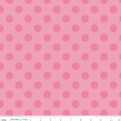Medium Dot Tone on Tone C430-70-HOT-PINK