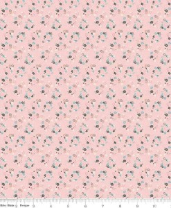 Abbie Daisy Pink C7714-PINK