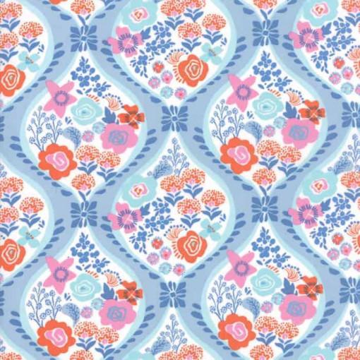 Moda Fabrics - Voyage - M2728013