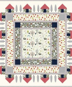 80140-Country Lane Col. 104 Pattern