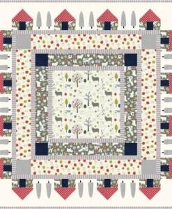 80140-Country Lane Col. 104 Pattern