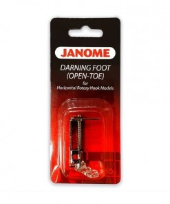 Janome Open Toe Darning Foot