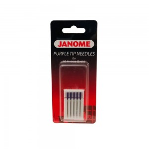 Janome Purple Tip Needles