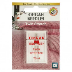Organ Twin Sewing Machine Needle 5102057BL