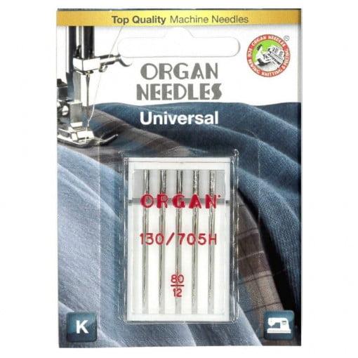 Organ Universal Sewing Machine Needles 5105080BL