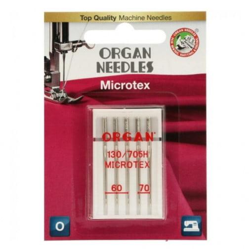 Organ Microtex Sewing Machine Needles 5506000BL
