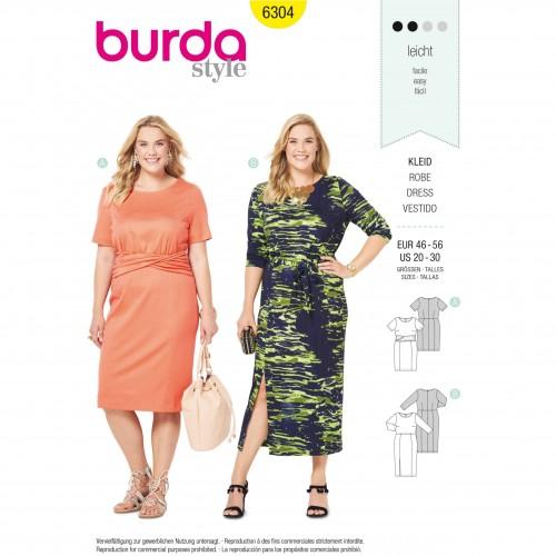 Burda Style Pattern - B-6304