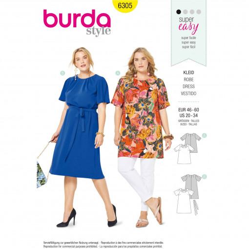 Burda Style Pattern - B-6305