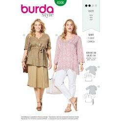 Burda Style Pattern - B-6306