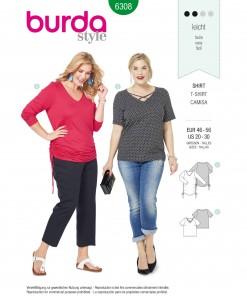 Burda Style Pattern - B-6308