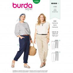 Burda Style Pattern - B-6309