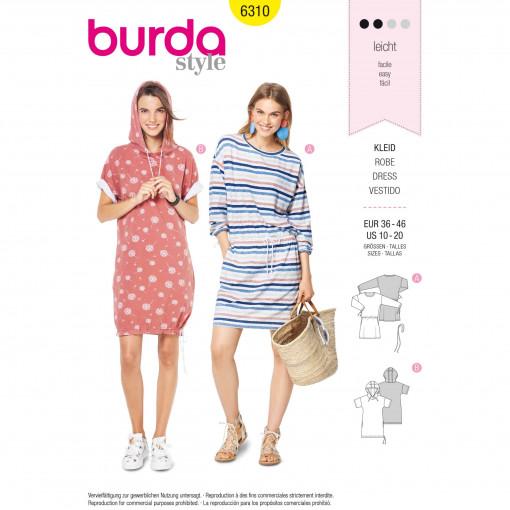 Burda Style Pattern - B-6310