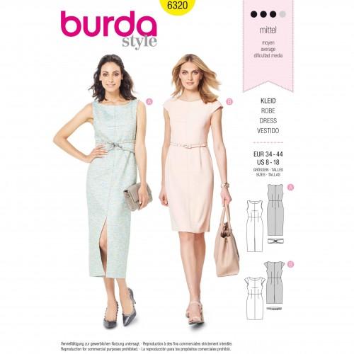 Burda Style Pattern - B-6320