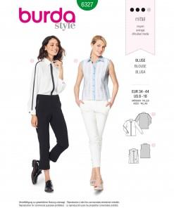 Burda Style Pattern - B-6327
