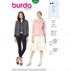 Burda Style Pattern - B-6334