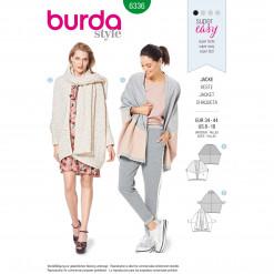 Burda Style Pattern - B-6336