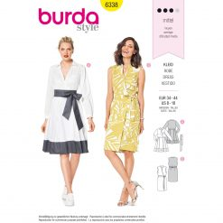 Burda Style Pattern - B-6338