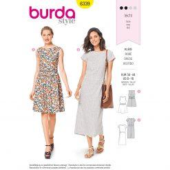 Burda Style Pattern - B-6339