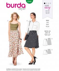 Burda Style Pattern - B-6340