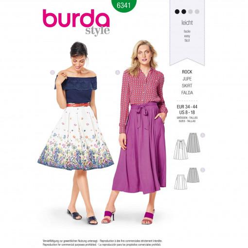 Burda Style Pattern - B-6341