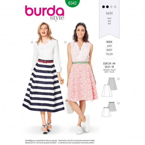 Burda Style Pattern - B-6342