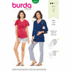 Burda Style Pattern - B-6347